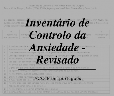 ACQ-R portugués Oscuro