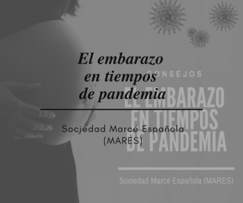 Embarazo en tiempos de pandemia Titulo
