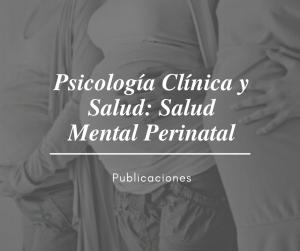 Psicología clínica y salud